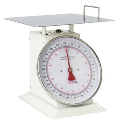 XXLselect Plattform-Waage 100kg/200 g