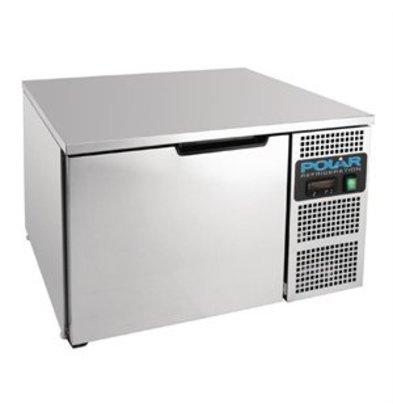 XXLselect Polar Schnellkühler Tischmodell 2/3GN