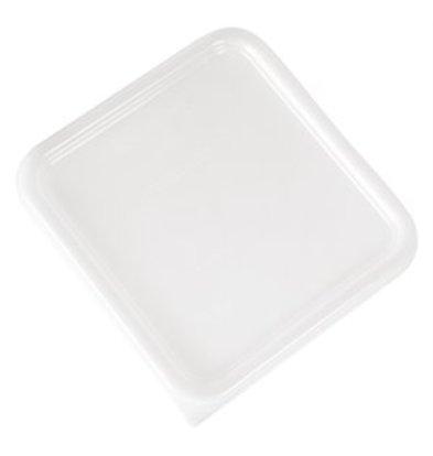 XXLselect Rubbermaid Deckel für Lebensmittelbehälter klein