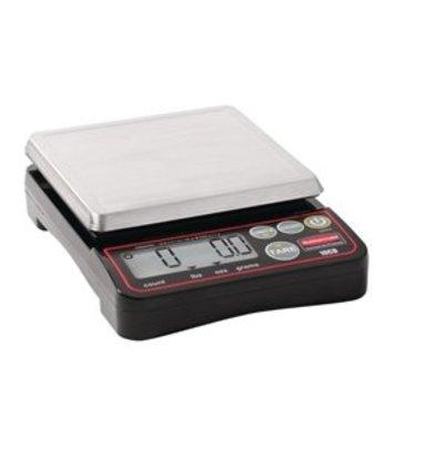 XXLselect Rubbermaid kompakt Digitale Waage 5kg