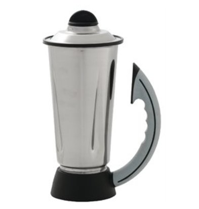 XXLselect Santos Edelstahl-Behälter 2 Liter