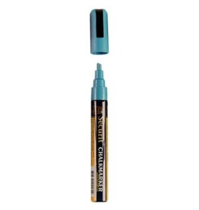 XXLselect Securit Kreidestift 6mm dick blau