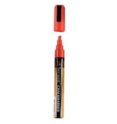 XXLselect Securit Kreidestift 6mm dick rot