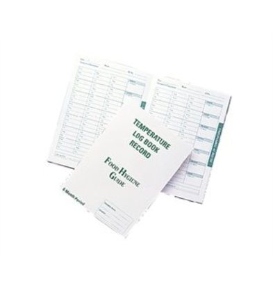XXLselect Temperatur-Logbuch