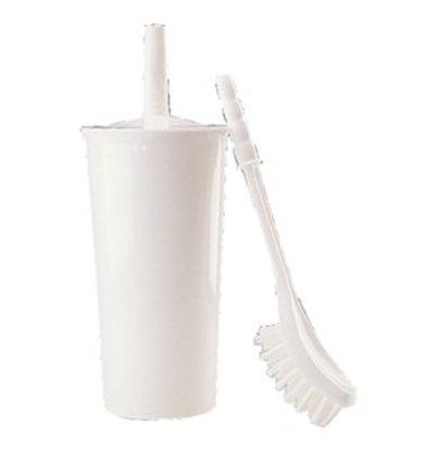 XXLselect Toilettenbürste weiß