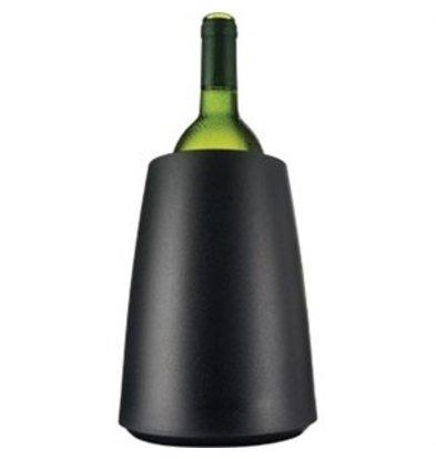 Vacu-vin Vacu-Vin Weinkühler in schwarz