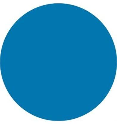 XXLselect Vogue kältebeständige Etiketten blau 19mm