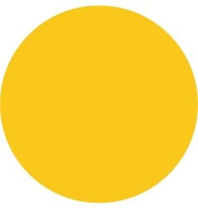 XXLselect Vogue kältebeständige Etiketten gelb 19mm