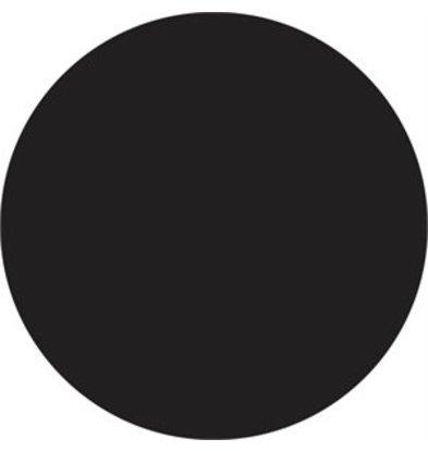 XXLselect Vogue kältebeständige Etiketten schwarz 19mm