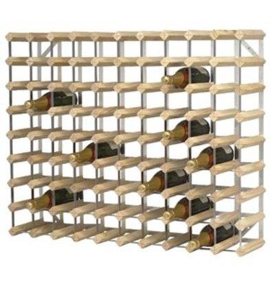 XXLselect Weinregal 90 Flaschen