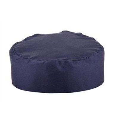 XXLselect Whites Skull Cap Kochmütze dunkelblau