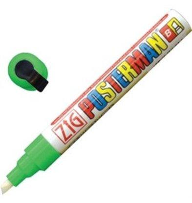XXLselect Zig Posterman wetterbeständiger Stift grün 6mm