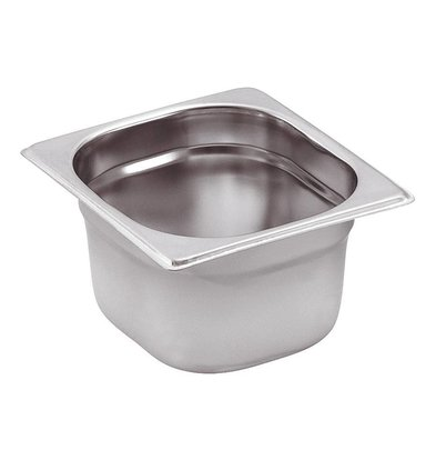 Saro Gastronormbehälter Edelstahl GN 1/6 T100
