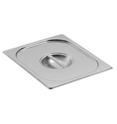 Saro Gastronormbehälter - Deckel o. Löffelauss. GN 1/4