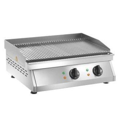 Saro Elektro-Grillplatte Modell FRY TOP GH610 R