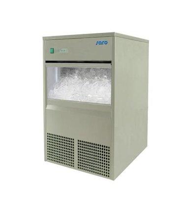 Saro Eiswürfelbereiter - 40 kg / 24 h - Vorratsbehälter 10 kg