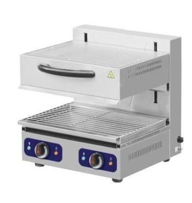 Saro Elektro-Lift-Salamander, 2 Kochzonen Mod. Phillip