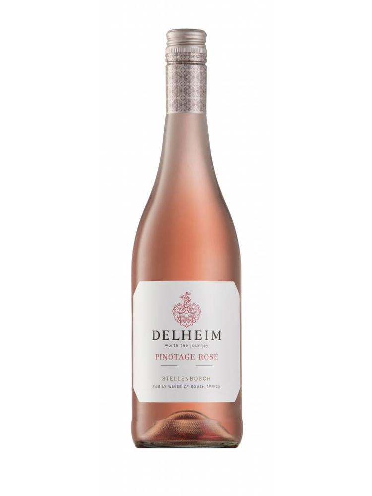 Delheim Delheim Pinotage Rosé 2020