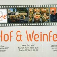 1. Hof & Weinfest
