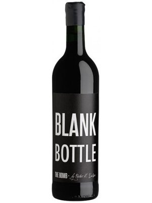 BlankBottle BlankBottle The Bomb Red 2012