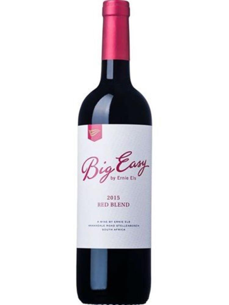 Ernie Els Ernie Els Big Easy Red Blend 2017