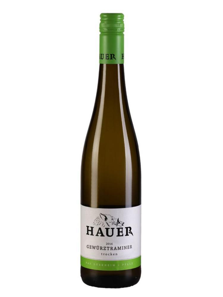 Weingut Hauer Hauer Gewürztraminer trocken 2018