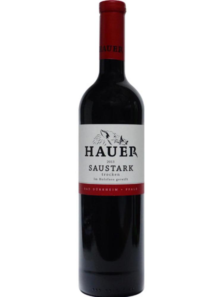 """Weingut Hauer Hauer """"Saustark"""" Cabernet Mitos trocken 2016"""