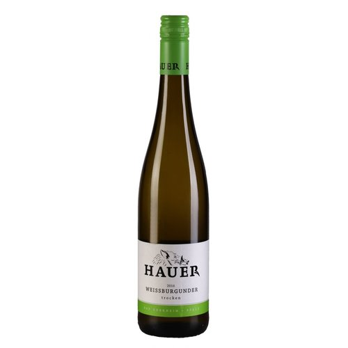 Weingut Hauer Hauer Weißburgunder trocken 2018