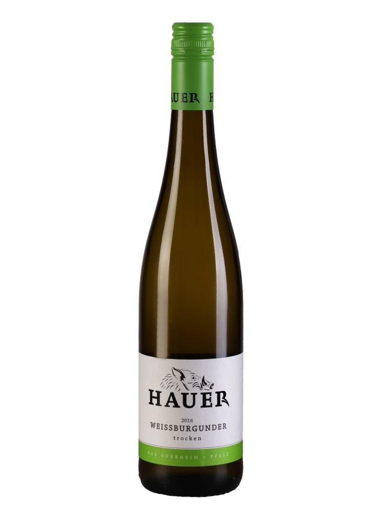 Weingut Hauer Hauer Weissburgunder trocken 2018