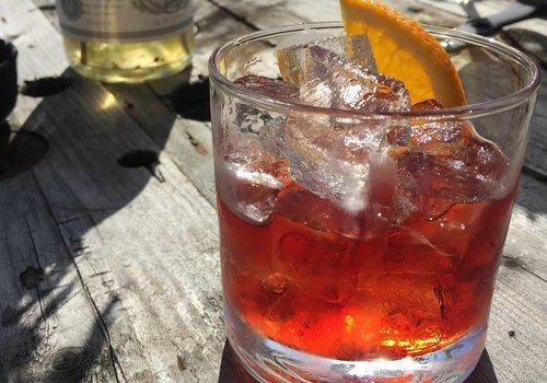 05. April - Gin- Tasting mit Barkeeper Hannes Rippka