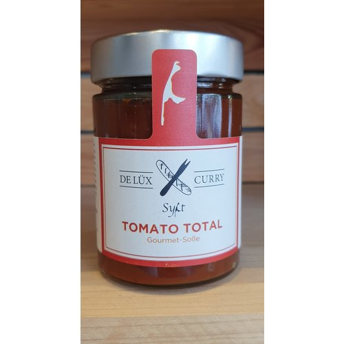 De Lüx Curry Sylt Tomato Total Gourmet- Soße (300ml)