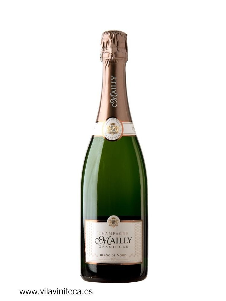 Champagne Mailly Grand Cru Mailly Champagner Grand Cru Blanc de Pinot Noir