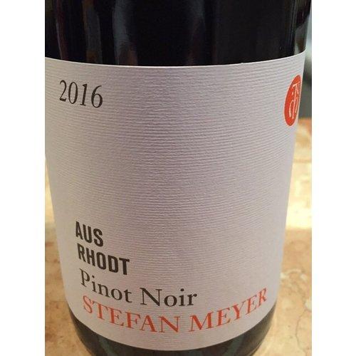Weingut Stefan Meyer Weingut Stefan Meyer Rhodt Pinot Noir 2017