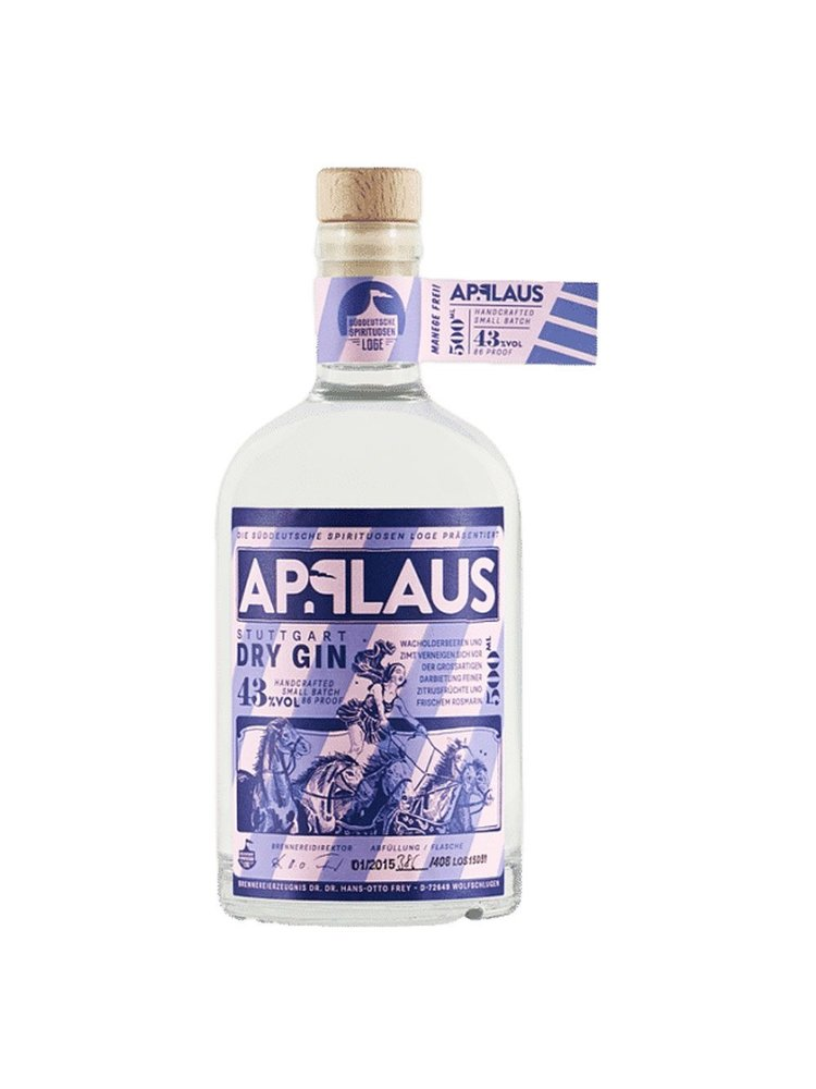 Applaus Dry Gin 43 %