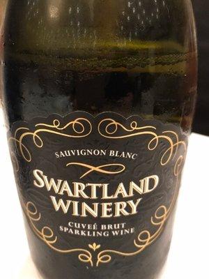 Swartland Winery Swartland Sparkling Cuvée Brut