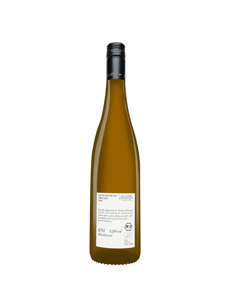 Karl May De Lüx Curry Sauvignon Blanc 2019