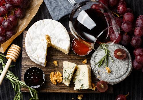 22. Oktober - Wein & Käse