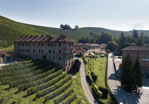 5. November - Weinprobe Fontanafredda aus dem Piemont