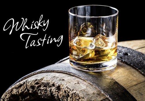 26. November - Whisky Tasting