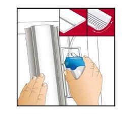 Foamcutter V-Groove rillen WC 2001