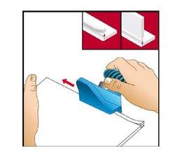 Foamcutter Rabbet hoekfrezen WC 4010