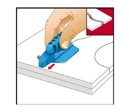 Foamcutter Freestyle snijden