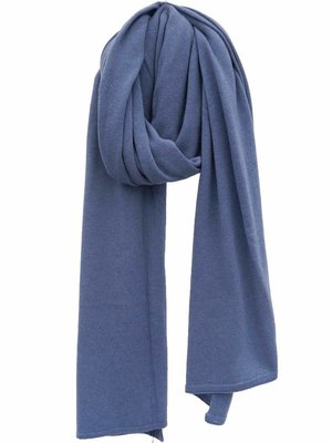 TravelWrap Cosy Chic Steel Blue