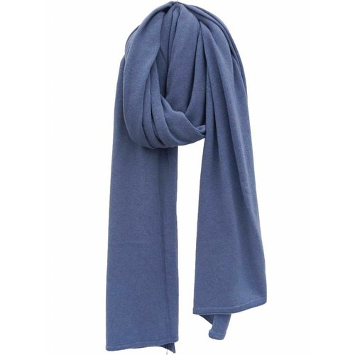 Sjaal SjaalMania Cosy Chic Steel Blue