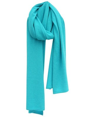 Sjaal Cosy Chic Turquoise
