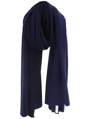 Sjaal SjaalMania Cosy Chic Midnight Blue