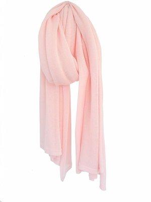 Sjaal SjaalMania Cosy Cotton Light - English Rose