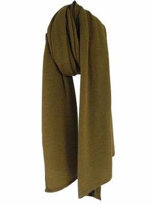 Sjaal SjaalMania Cosy Chic Military Green
