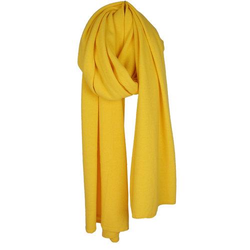 Sjaal SjaalMania Cosy Chic Lemon