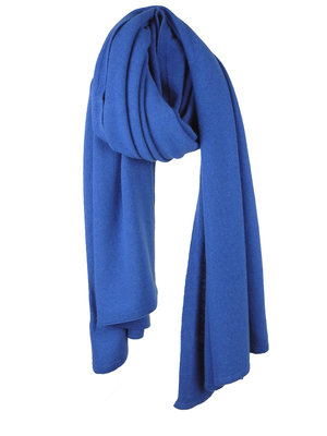 Travel Wrap Cosy Short Amazing Blue